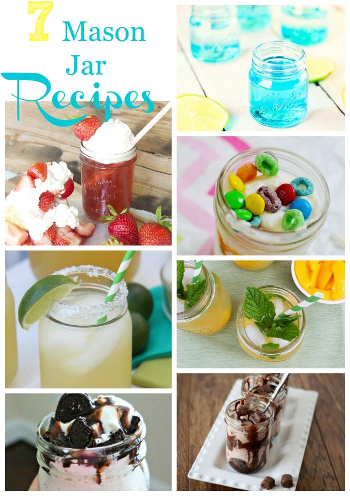 7 Mason Jar Recipes