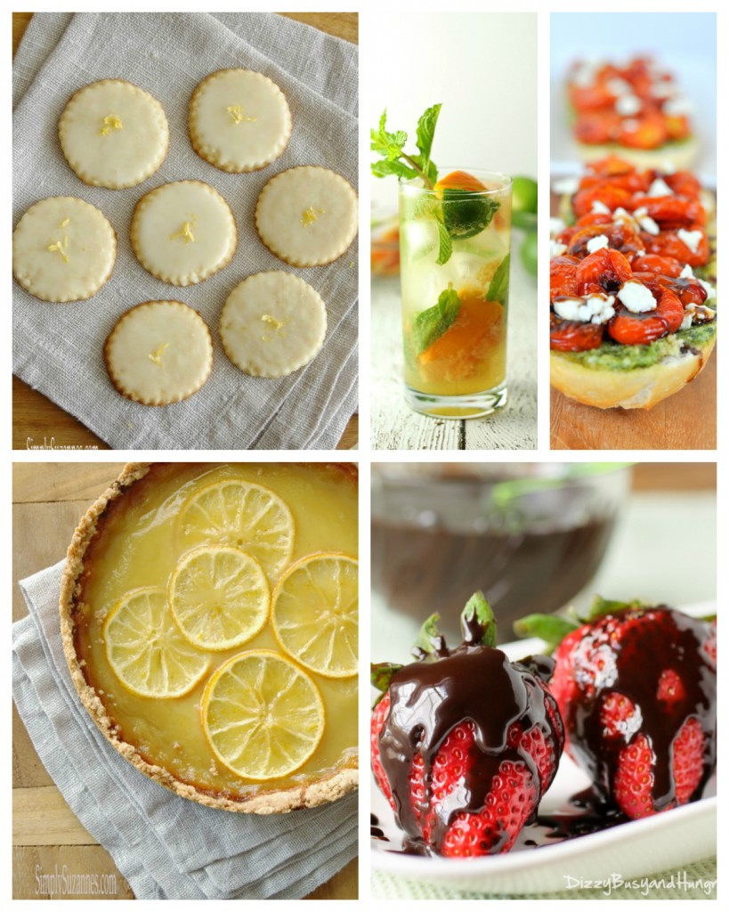 5-Easy-Summer-Party-Recipes