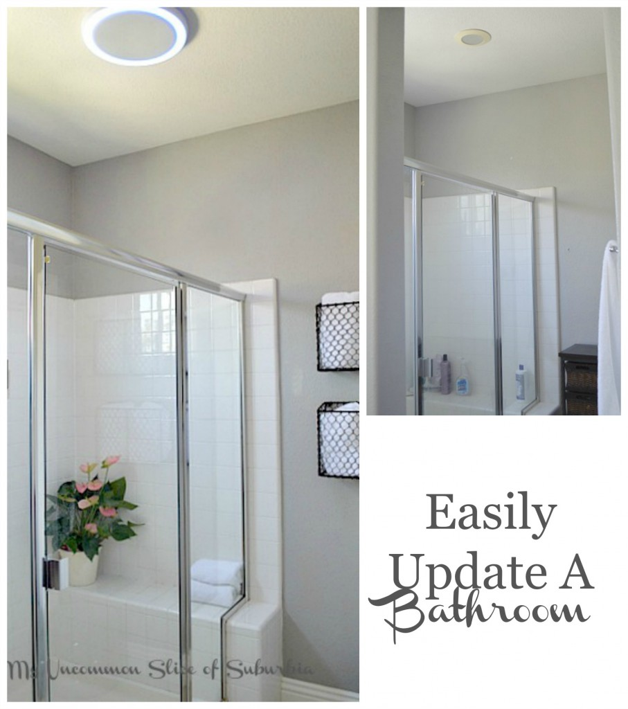 Easily Update a bathroom