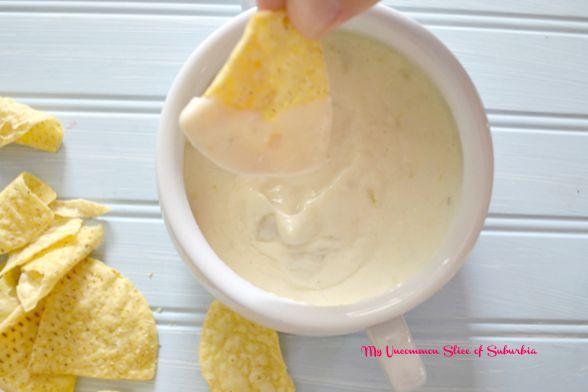 Best creamy dip ever