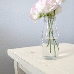 Side Tables Updated With Chalky Finish Paint