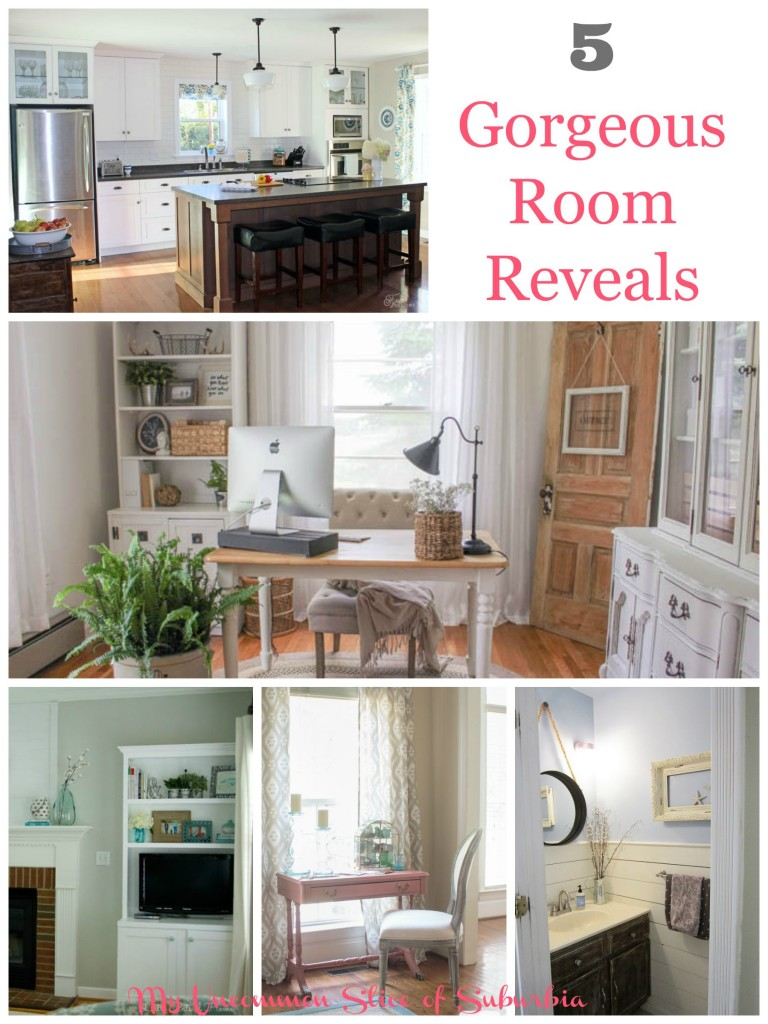 5 gorgeous room reveals