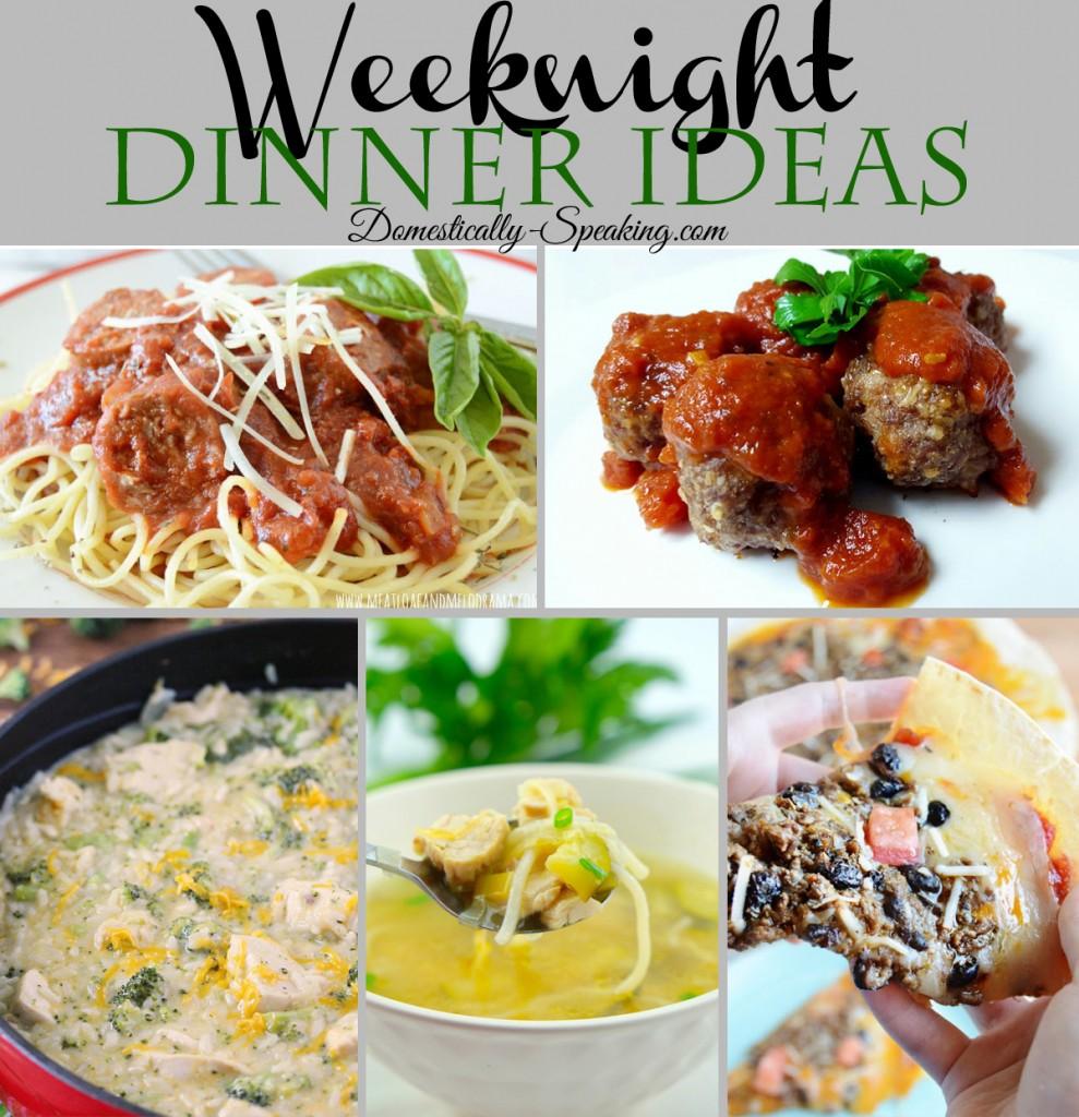 Weeknight-Dinner-Ideas