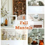 5 Fall Mantels