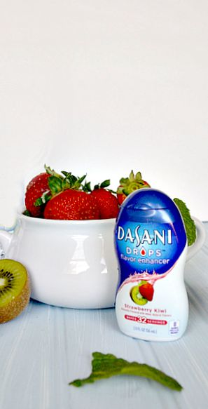 Dasani Drops, zero calories perfect to add into water!