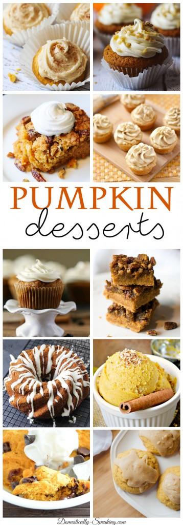 Pumpkin-Dessert-Recipes-perfect-for-fall