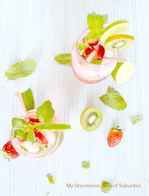 Strawberry Kiwi Mojito Recipe, the best cocktail ever