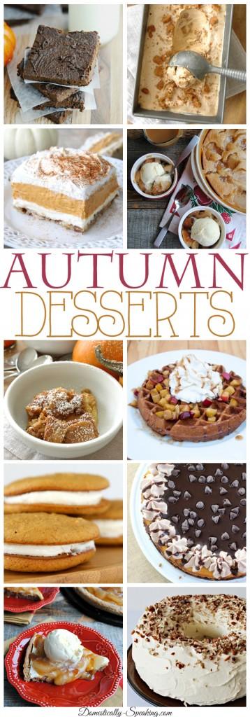 Autumn-Desserts-lots-of-pumpkin-and-apple