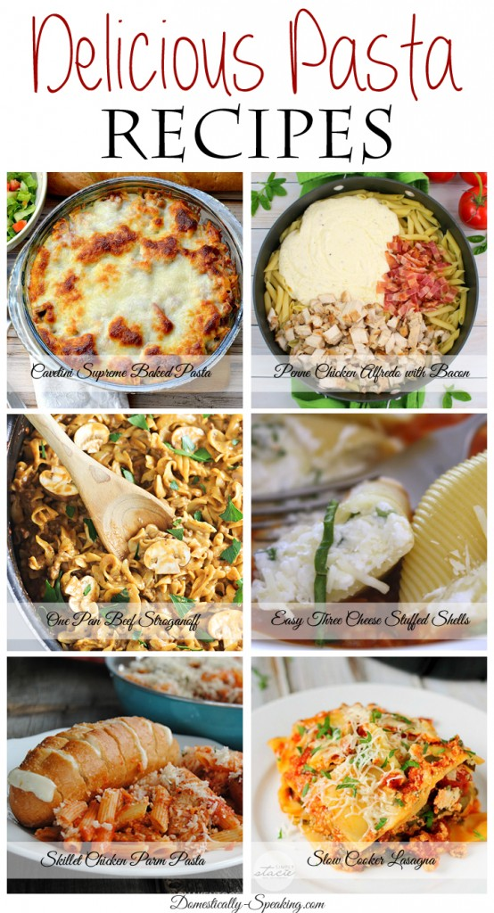 Delicious-Pasta-Recipes