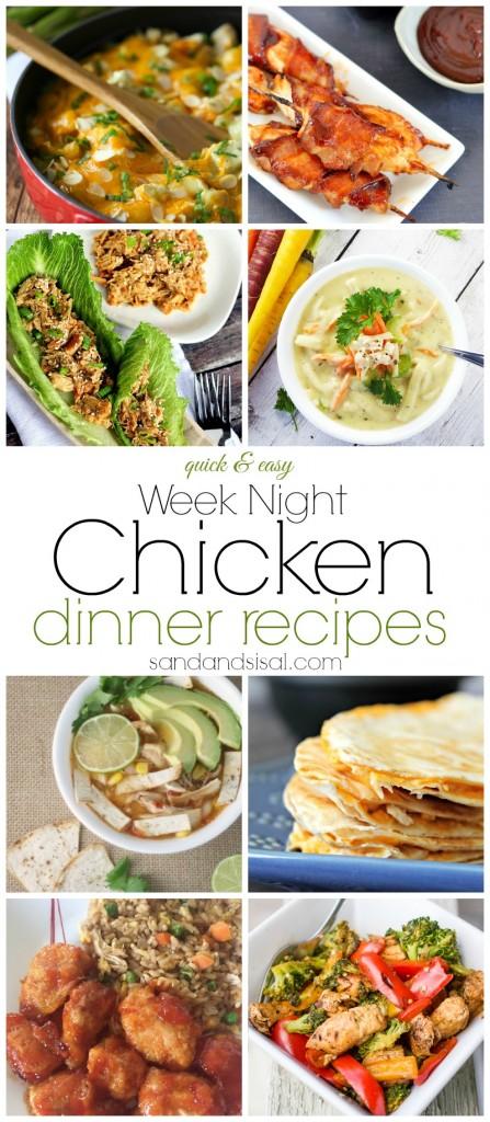 Week-Night-Chicken-Dinner-Recipes