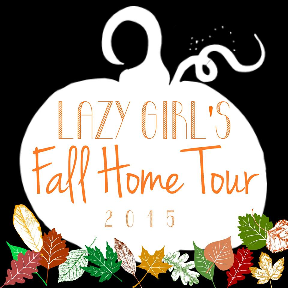 lazy girls fall home tour keeping it real