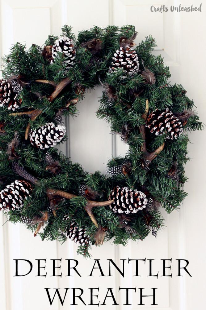 DIY-winter-wreath-deer-antler-wreath-Crafts-Unleashed-006-667x1000
