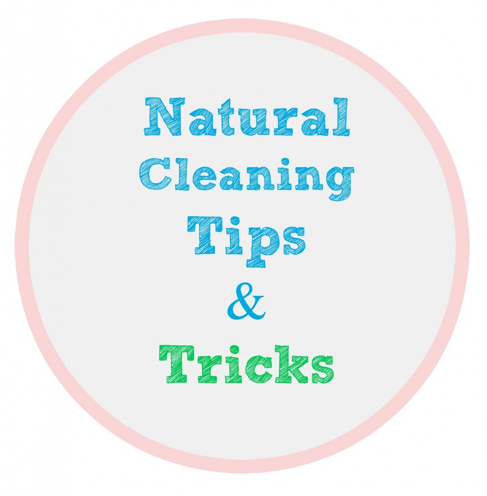 Natural Cleaning Tips and Tricks