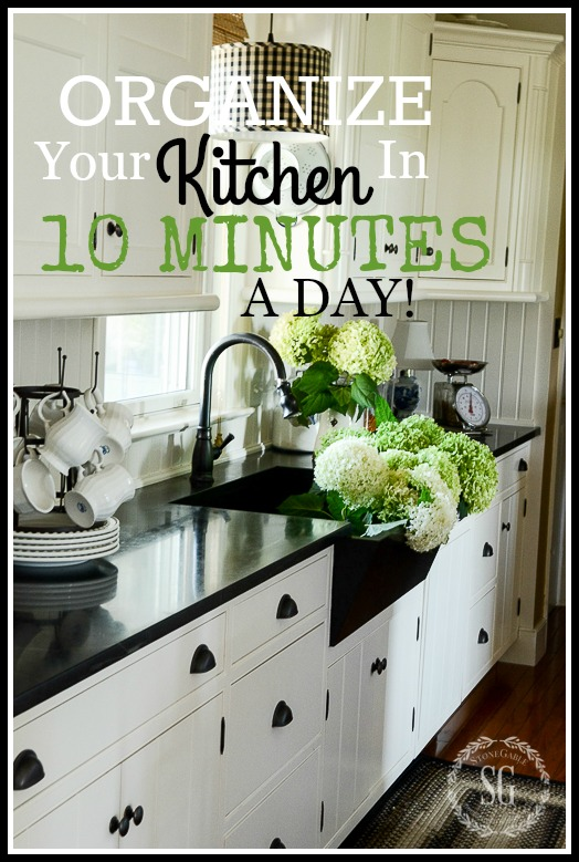 ORGANIZE-YOUR-KITCHEN-IN-10-MINUTES-A-DAY-Keep-clutter-and-mess-under-control-stonegableblog.com_-1