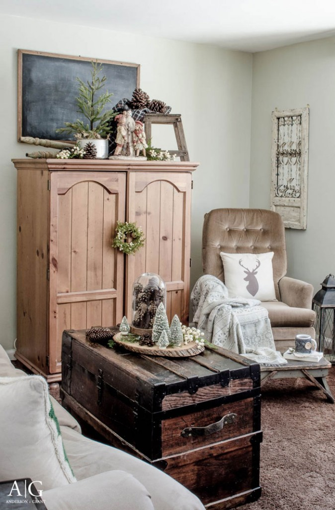 Winter Living Room Decorating Ideas: How To Cozy Up Your Home For Winter