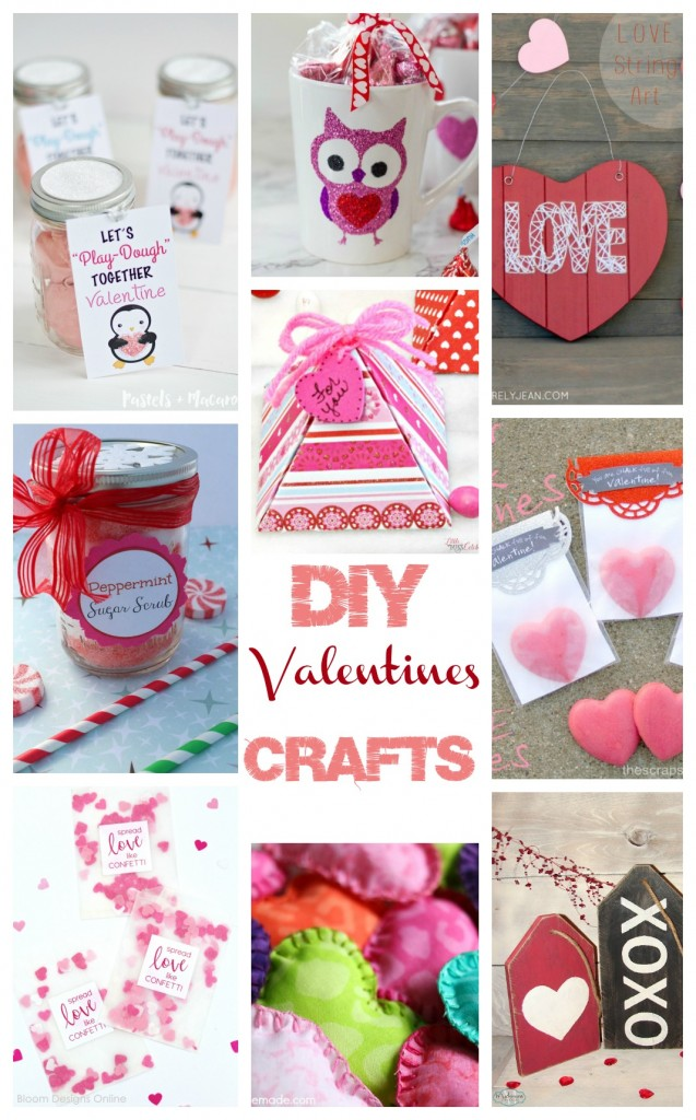 Fabulous DIY Valentines Crafts You Can Make At Home