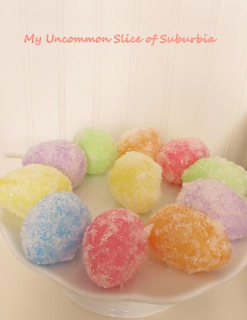 Epson salt eggs, so easy to make