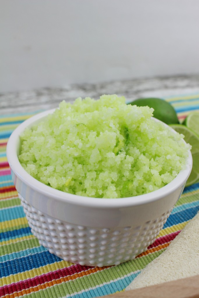 Margarita Scrub that will leave your skin so smooth and soft