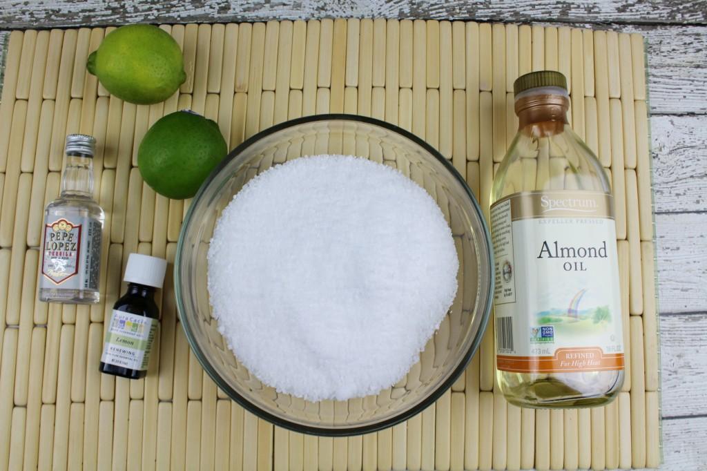 Margarita Scrub Ingredients , I love this stuff