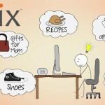 Clipix, A New Way To Get Organized