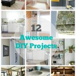 12 DIY Home Improvement Projects