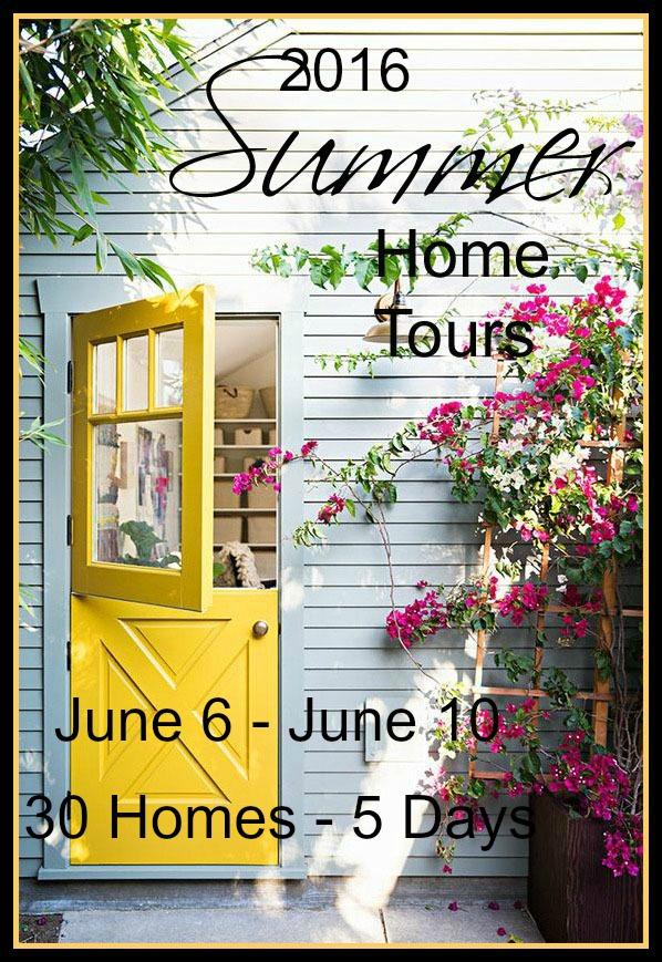 2016 Summer Home Tour