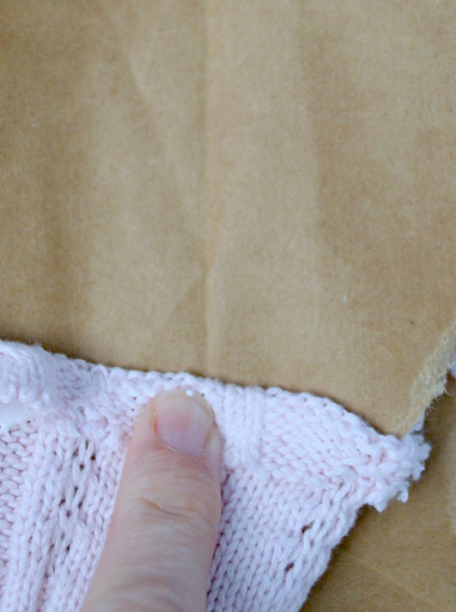 Great tutorial on a DIY Coffee Sleeve from a old sweater
