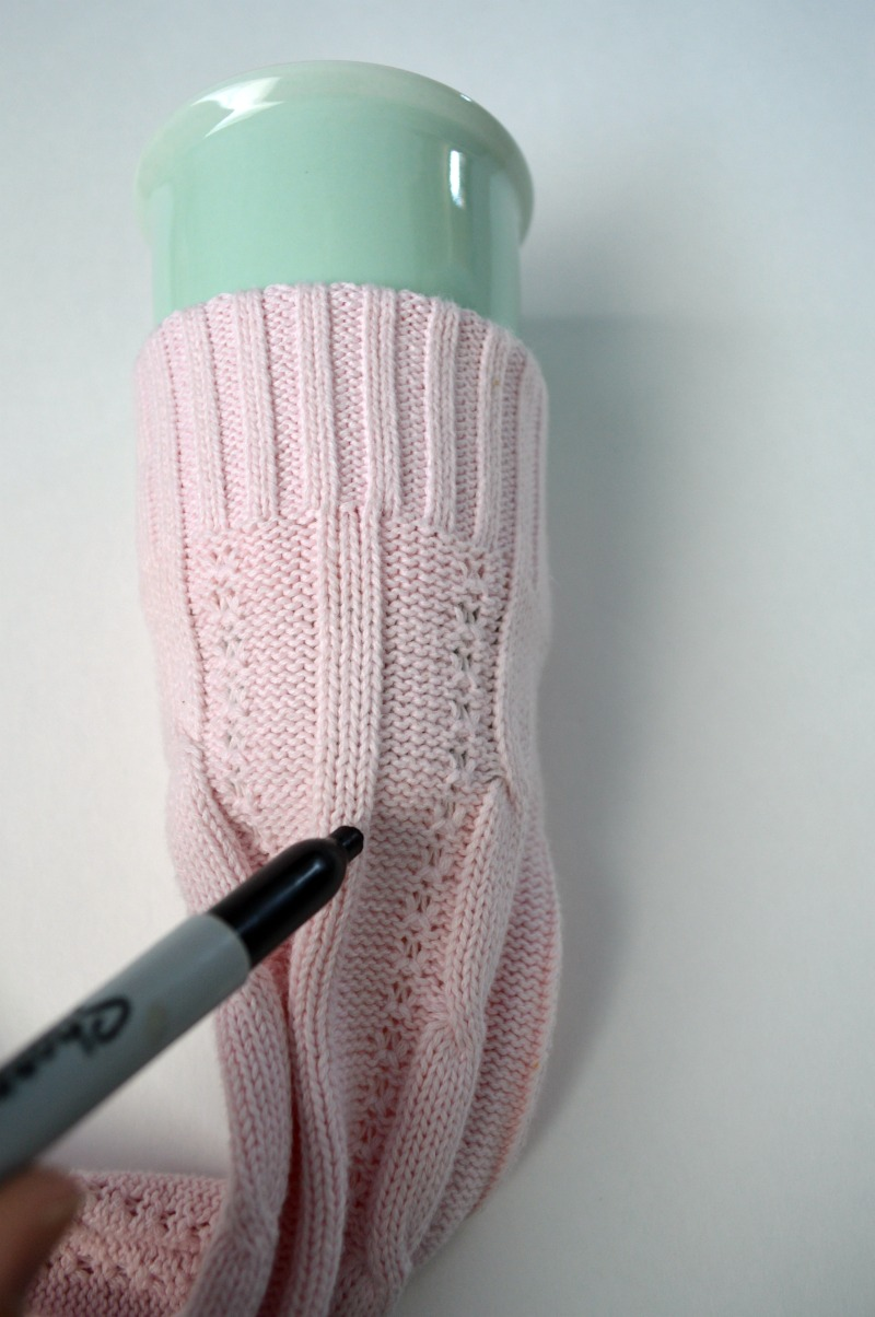 Upcycle those old sweaters