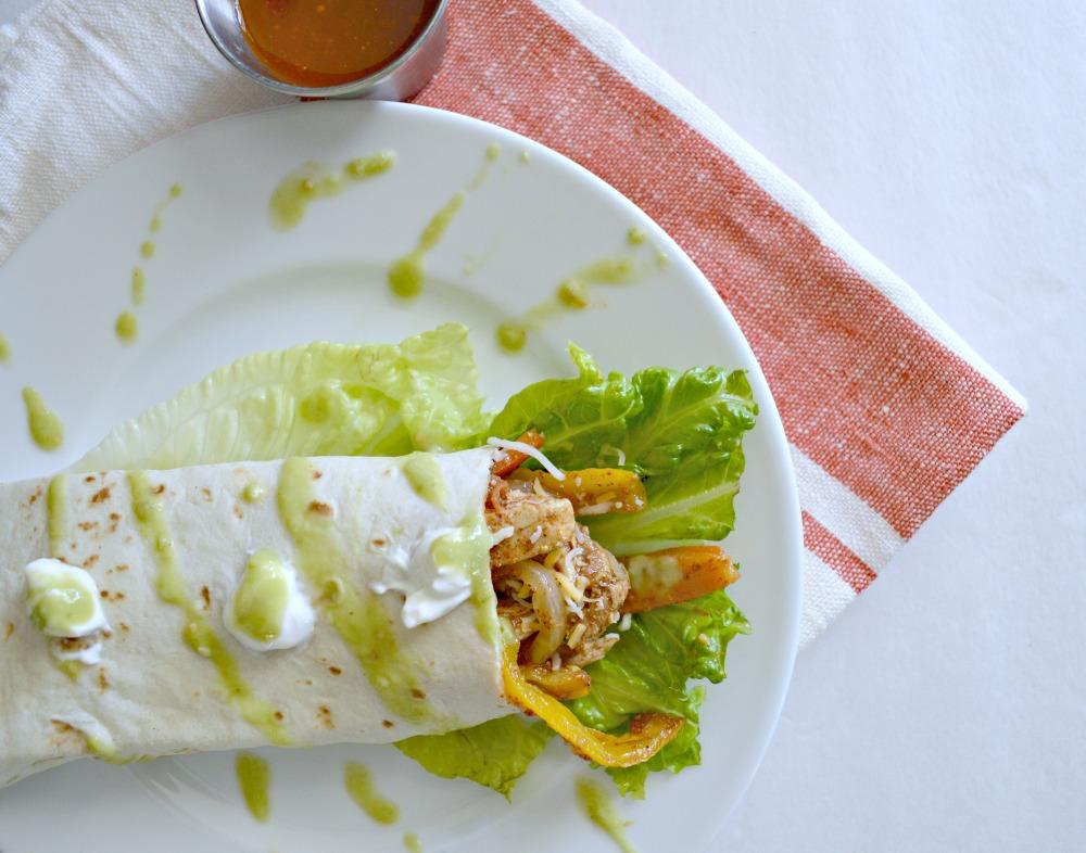One dish easy fajita recipe and so Devine!