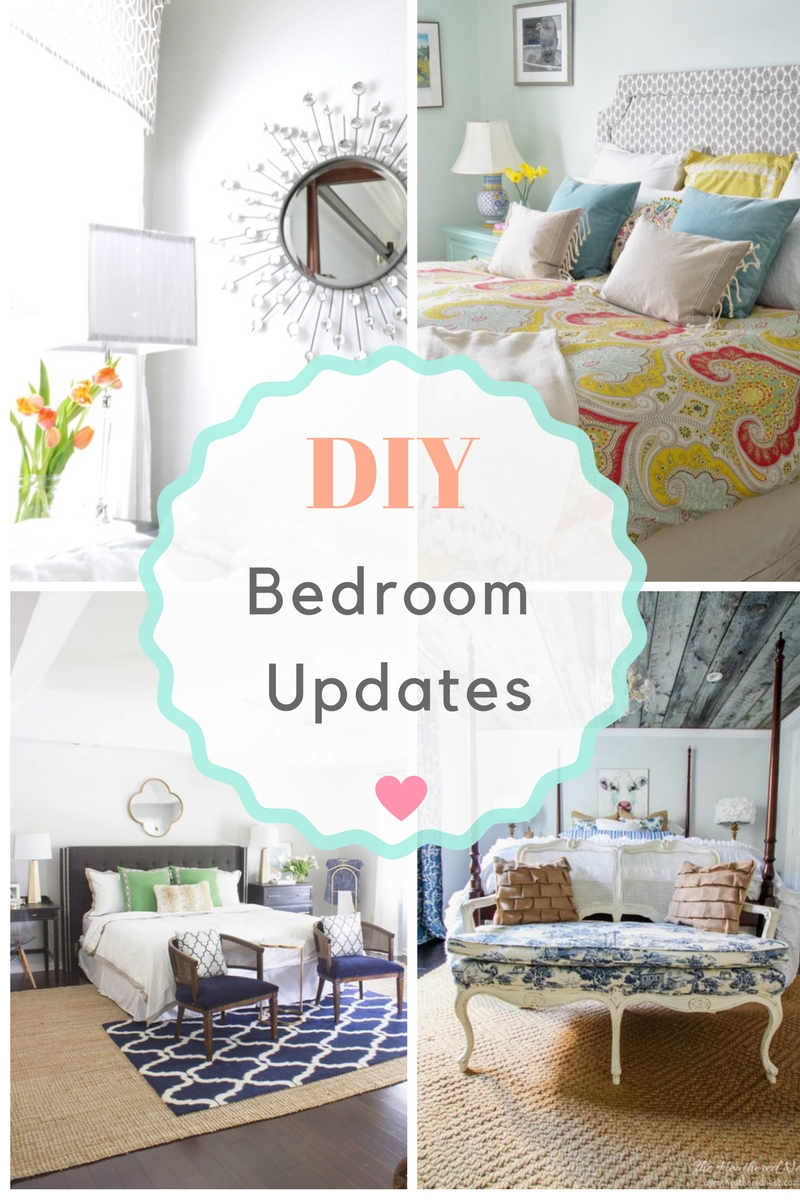 diy bedroom makeovers