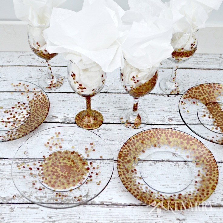 fall-metallic-hand-painted-wineglasses-plates-kenarry15