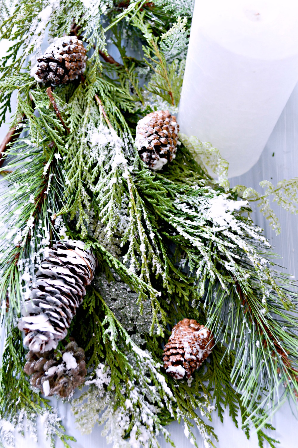 howto-make-diy-snow-covered-pinecones