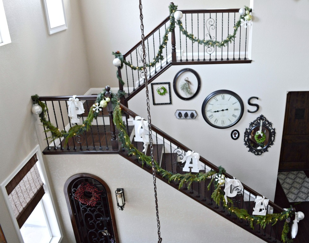 peace-spelled-out-with-wooden-letter-going-up-the-stair-banister