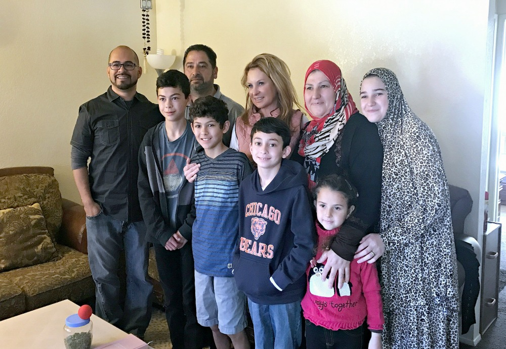 Meet Our Adopted Syrian Refugee Family