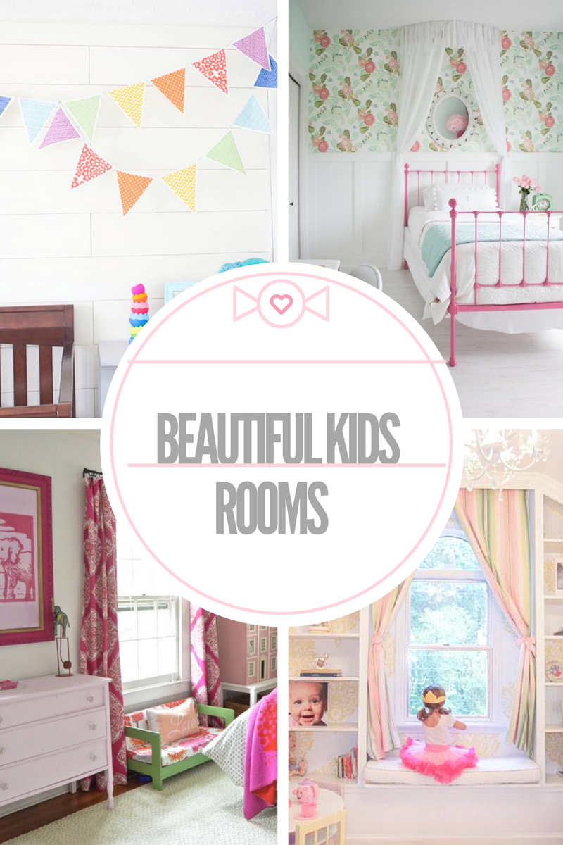 Beautiful Ideas For Kids Rooms On A Budget that you can recreate at home