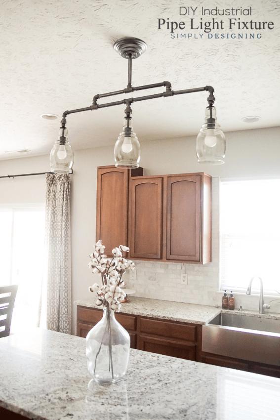 DIY-Industrial-Pipe-Light-Fixture-a-beautiful-DIY-pendant-light