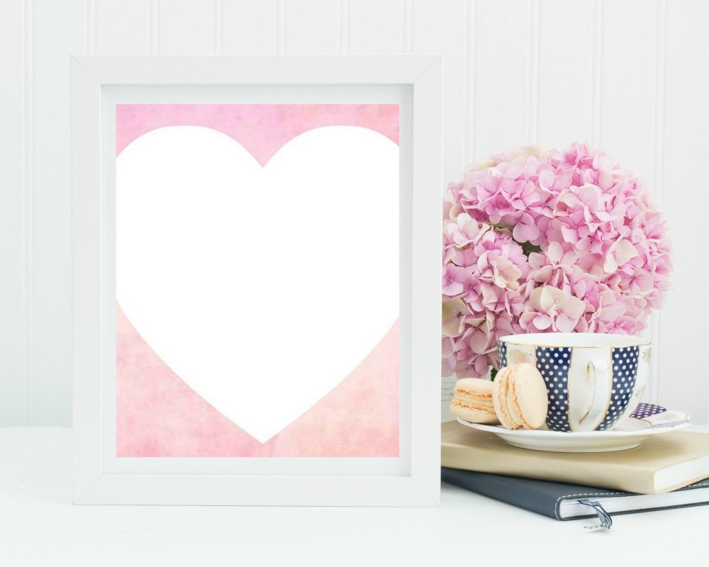 Download this free valentine Printable
