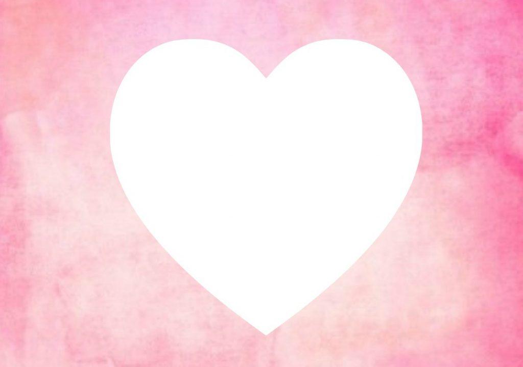 Valentines heart Free Valentine Printable