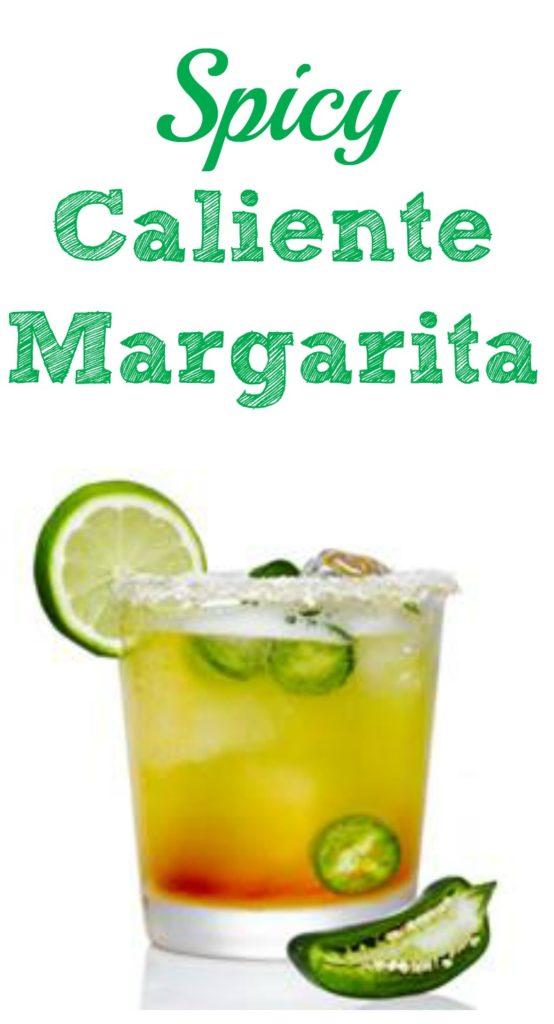 Spicy Caliente Margarita