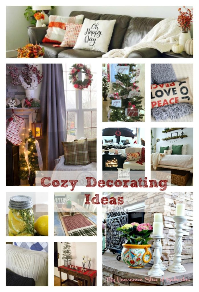 Great ideas to get your house cozy for fall and winter