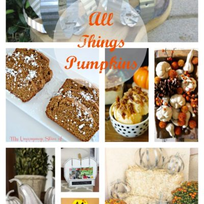 pumkin, crafts, recipes, decor and so much more