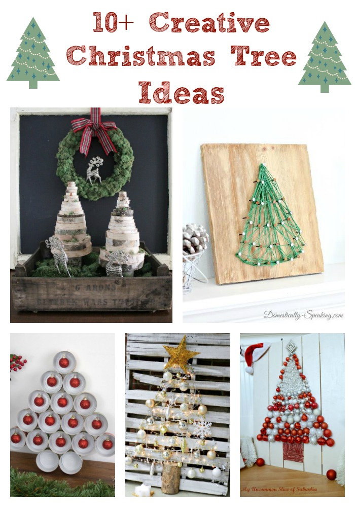 Creative Christmas Tree Ideas