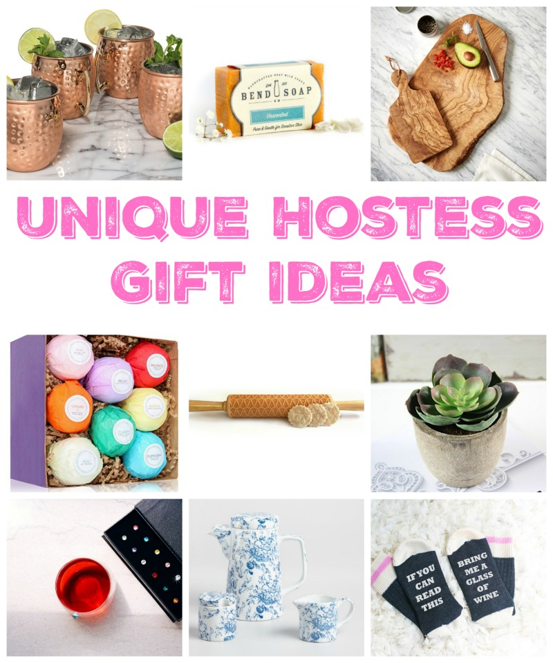 Create A Impression And Wow The Host Or Hostess With These Unique Gift Ideas