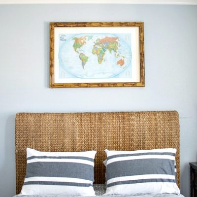 World Map Makeover