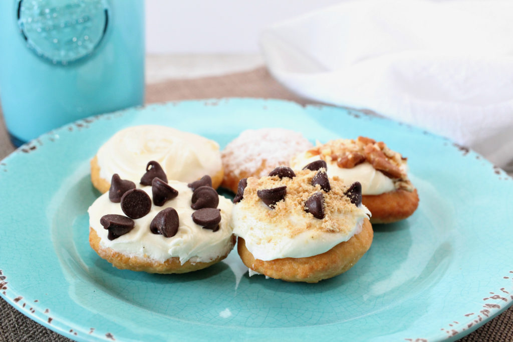 How to make delicious Breakfast Buttons, so yummy!