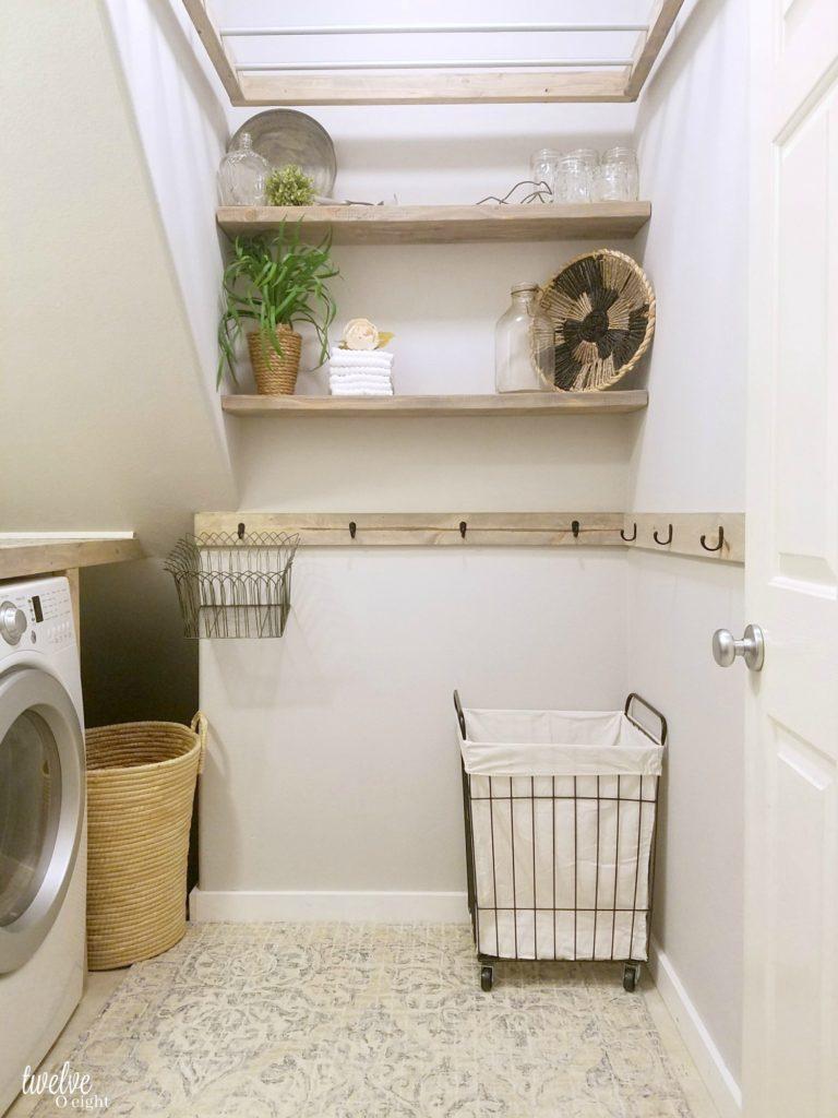 Laundry Room Reveal Inspire Me Monday