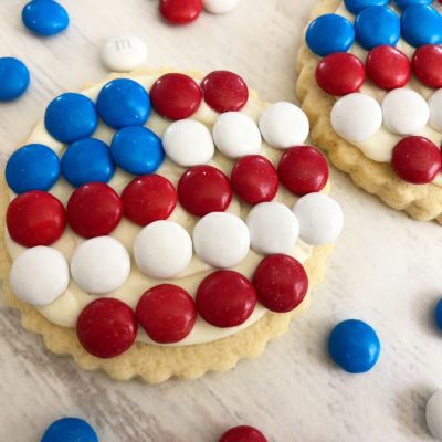 How to make amazing patriotic sugar cookies