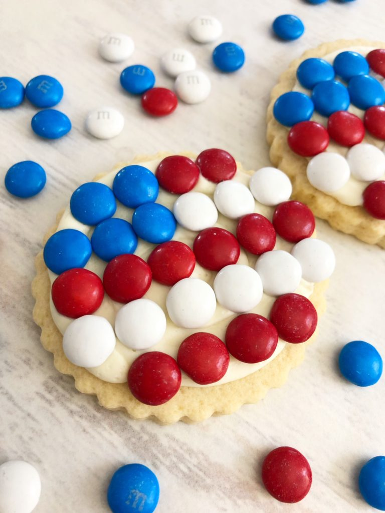How to make amazing patriotic sugar cookies