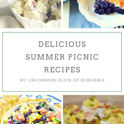 12 Delicious Picnic Recipes