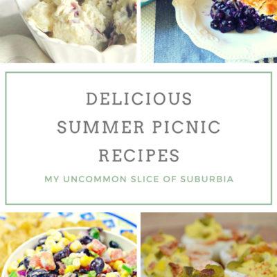12 Delicious Picnic Recipes